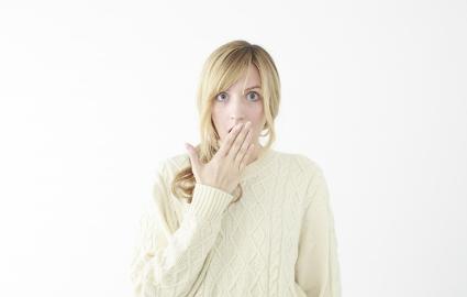 前歯のすきっ歯の問題点